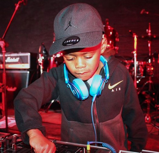 DJ Arch Jnr is now the world record holder for youngest club DJ on the Guinness World Records.