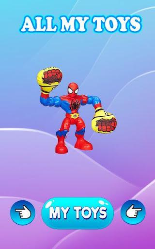 Vending Machine Eggs Super Hero 1.01.0 screenshots 24