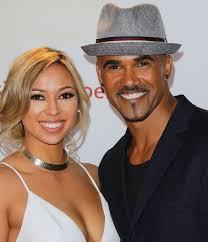 Shawna Gordon and her ex boyfriend Shemar Moore