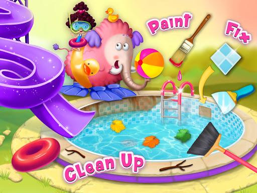 Miau2019s Secret Pet - Fluffy Pink Elephant Care 1.0.109 screenshots 12