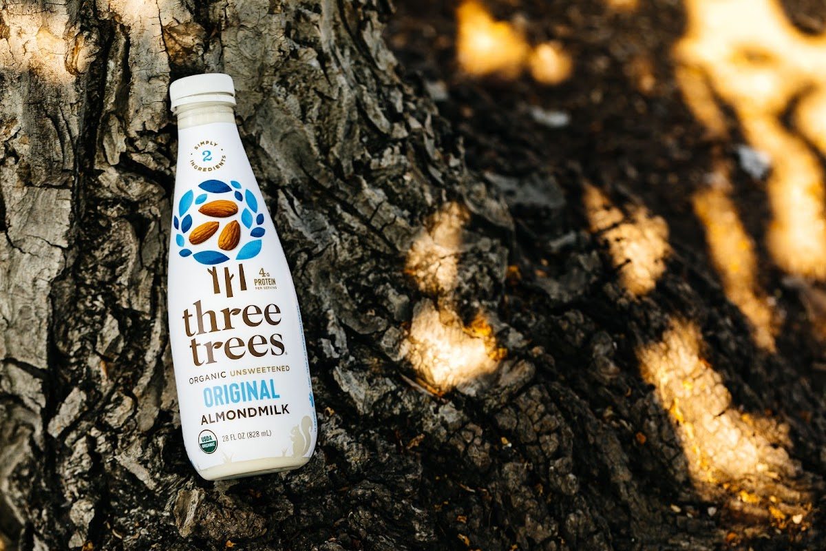 Organic Unsweetened Original Almondmilk