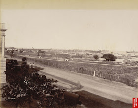 Photo: View of Madras harbour