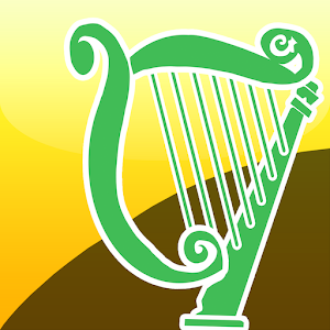 how to play the celtic harp