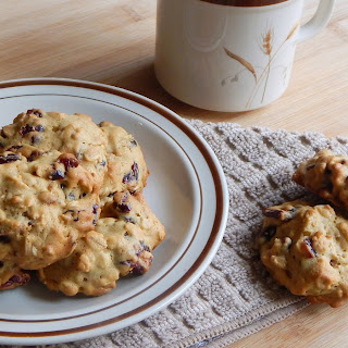 Cranberry Oatmeal Cookies.
