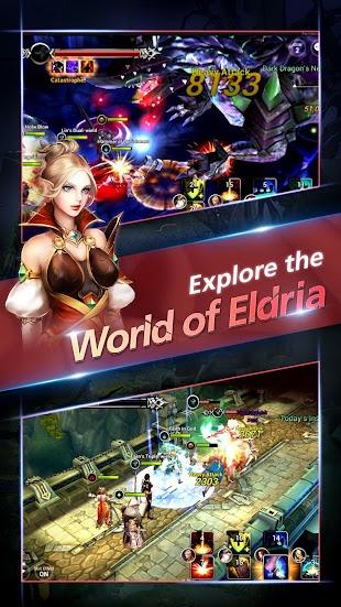 Eldrian Legacy- screenshot thumbnail