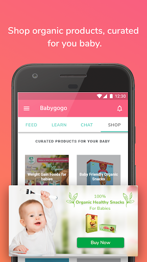 Babygogo Parenting - Baby & Mothercare App 4.3.1 screenshots 4