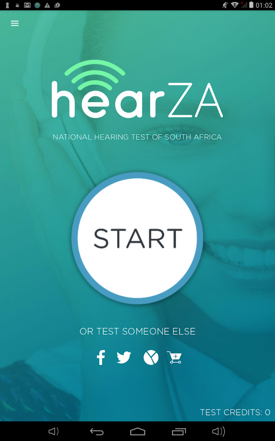 hearZA- screenshot