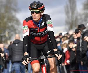 Dylan Teuns knap derde in Giro dell' Emilia, ploegmaat kan zegevieren