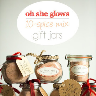 Dry Mix Gifts In A Jar Recipes