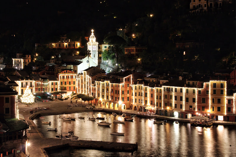 Portofino's lights di Secco