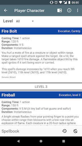 D&D Session Assistant 2.15.0 screenshots 2