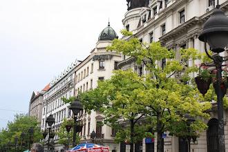 Photo: Day 81 - Shopping Area in Belgrade #2