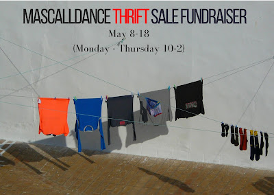 Thrift pop up