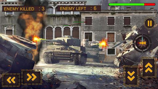Tank General War 3D