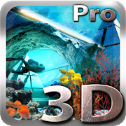 Atlantis 3D Pro Live Wallpaper