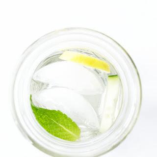 Detox 'Spa' Water.