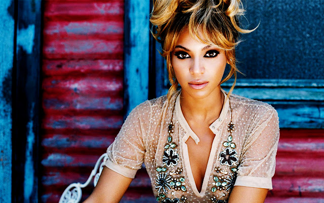 Beyoncé Giselle Knowles Themes & New Tab