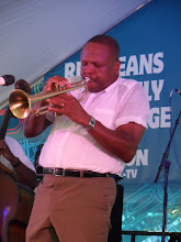 Photo: Leroy Jones and the New Orleans Finest