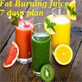 Fat Burning Juice -7days plan