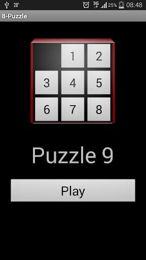 8 puzzle 9
