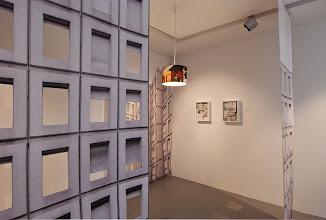 Photo: SCENES - Claudia Larcher, 22,48m2 Galerie, Paris, November  2014