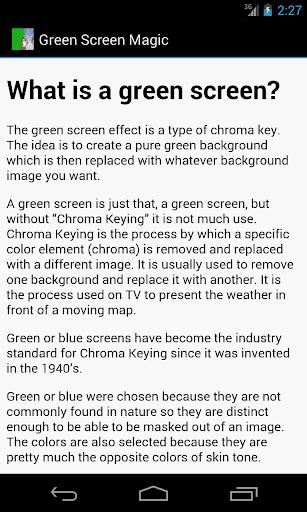 Chroma Key screenshot 14