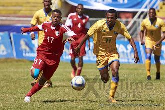 Photo: [Rwanda vs Sudan, CECAFA 2015, Semi final, 3 Dec 2015 in Addis Ababa, Ethiopia.  Photo © Darren McKinstry 2015, www.XtraTimeSports.net]
