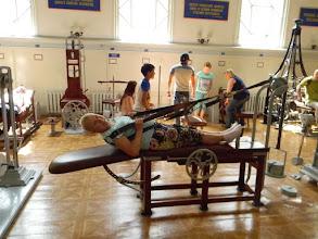 Photo: разные тренажеры рассчитаны на разные группы мышц и суставов #чудесаставрополья #блогтур