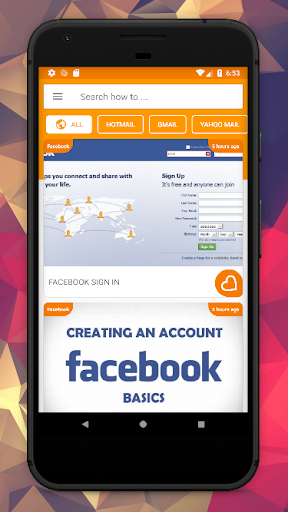 Create New Account 1.4 Apk for Android 5