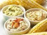 Corn On The Cob With 3 Butters Recipe