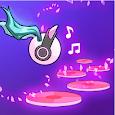 Anime Tiles Hop - Music Dancing Game icon