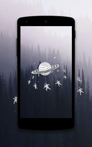 Wallpaper Black Tumblr  screenshots 5