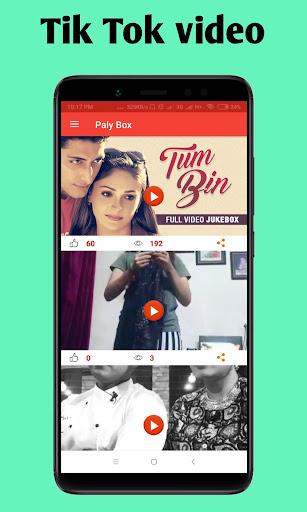 Paly Box - Tik Tok Fun 2.0 screenshots 1