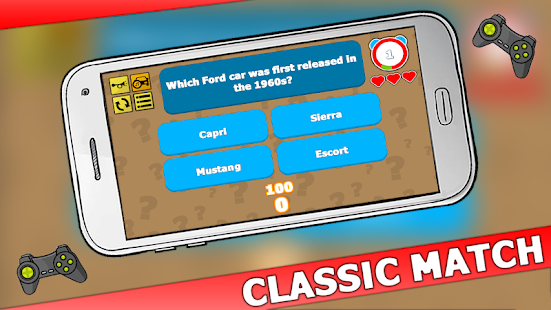 Cars Time : Ultimate Quiz - náhled