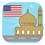 United States Prayer Timings APK icon