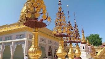 Wonders of Burma: Shrines of Gold