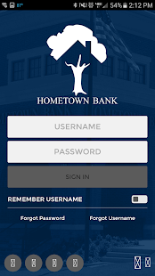 HomeTown Bank of Alabama- screenshot thumbnail