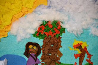 Photo: Lola Gutierrez - 2nd Grade North Avondale Montessori Cincinnati, Ohio, U.S.A.