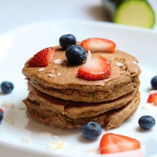 Paleo Zucchini Bread Pancakes