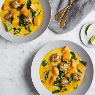 Detox Turkey Curry.
