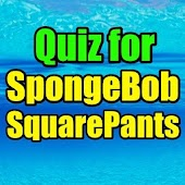 Quiz for SpongeBob SquarePants