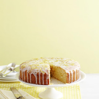 Lemon Iced Citrus Cake
