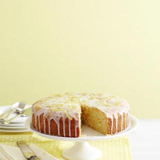 Lemon Iced Citrus Cake.