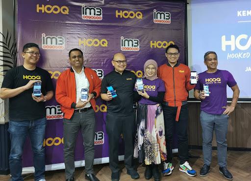 Paket bundling HOOQ Indosat