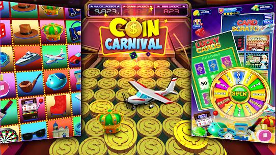 Coin Carnival – Vegas Coin Pusher Arcade Dozer 7