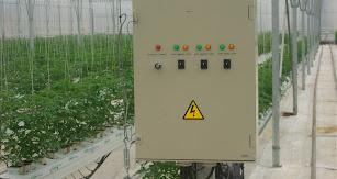 Cuadro de manejo para automatización de ventanas de Alarcontrol.