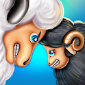 Sheep Fight- Free icon