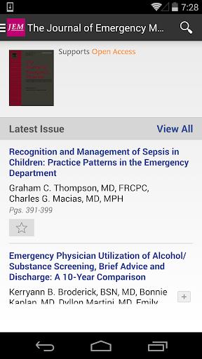 Journal of Emergency Medicine