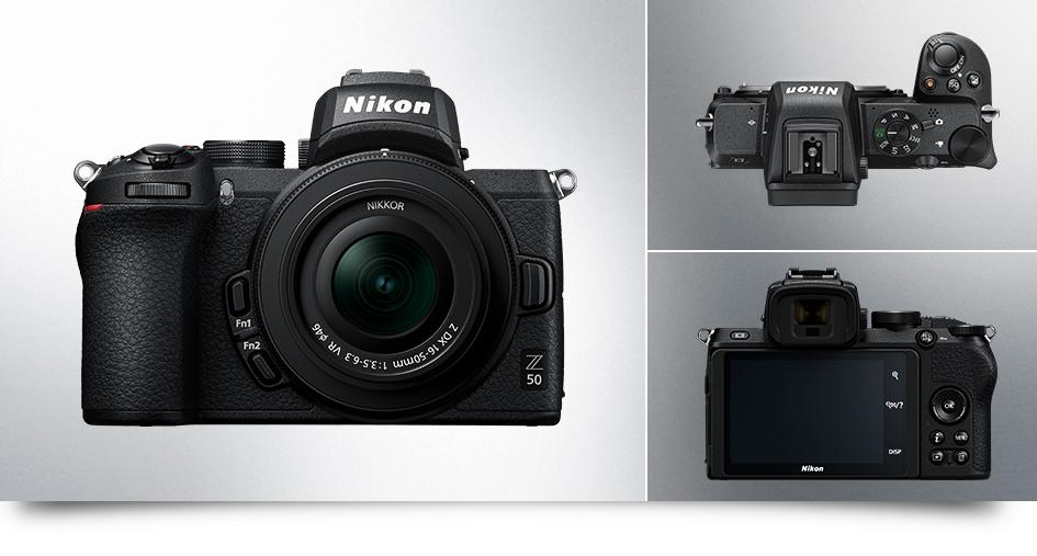 Nikon Z50-Mirrorless-
