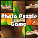 Photo Puzzle Game: Move Block and Set Picture icon